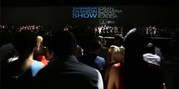 Pasarela Swimwear Fashion Show Gran Canaria Moda Cálida
