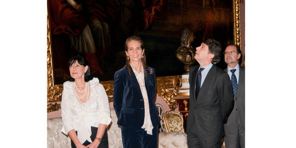Inauguración Museo Cerralbo Madrid