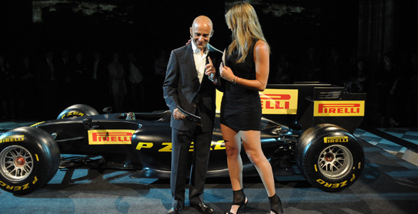 Evento Welcome F1 Pirelli